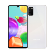 Samsung Galaxy A41 64GB Dual Sim White