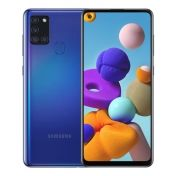 Samsung Galaxy A21s 32GB Dual Sim Blue