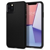 Калъф Spigen Liquid Air iPhone 11 Pro Matte Black
