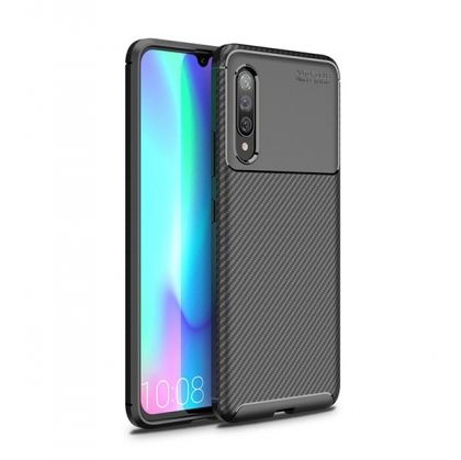 Калъф Business Carbon Huawei Y5p Black