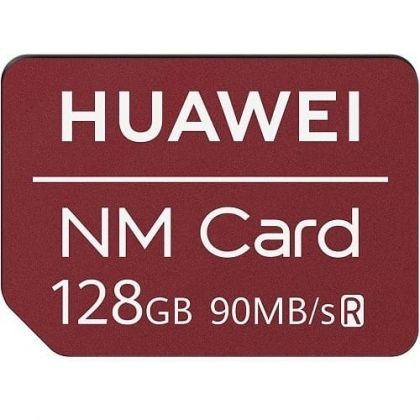 Карта памет Huawei Nano SD 128GB Red