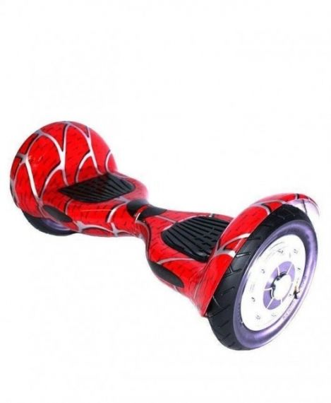 Hoverboard spider man 10 inch.