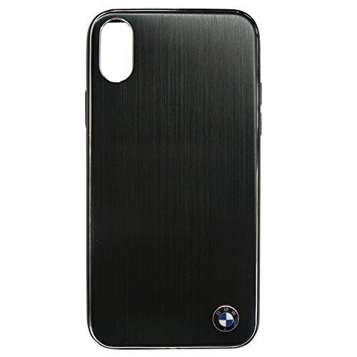 Original faceplate case BMW BMHCPXSABK iPhone X black