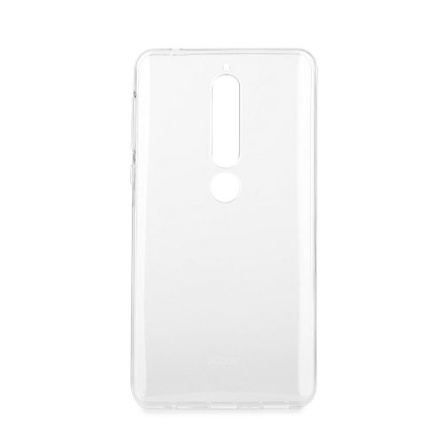 Калъф Jelly Case Roar Nokia 6.1 transparent