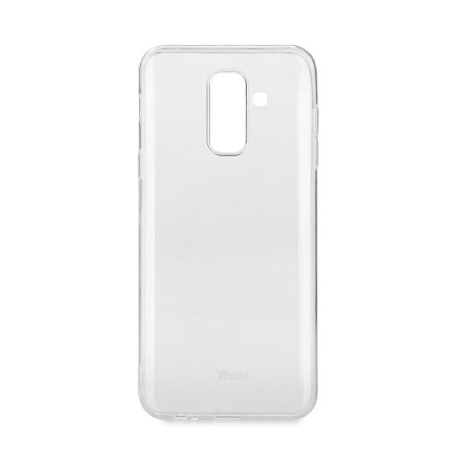 Калъф Jelly Case Roar Samsung Galaxy A6 Plus transparent
