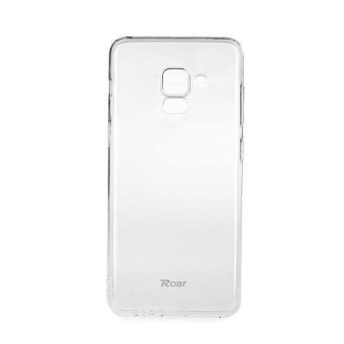 Калъф Jelly Case Roar Samsung Galaxy A8 2018 / A5 2018 Transparent