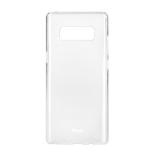 Калъф Jelly Case Roar Samsung Galaxy Note 8 Transparent