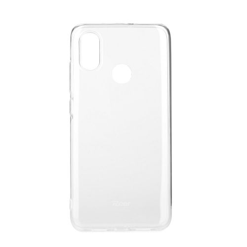 Калъф Jelly Case Roar Xiaomi Mi 8 transparent