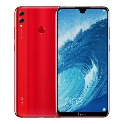 Huawei Honor 8X 128GB Dual Sim Red