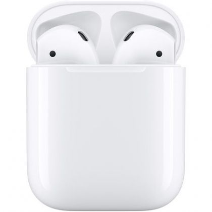 Apple AirPods 2 White with Charging Case