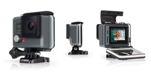 GoPro HERO+ LCD touch