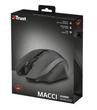 Мишка Trust GTX 115 Macci Wireless Gaming Black