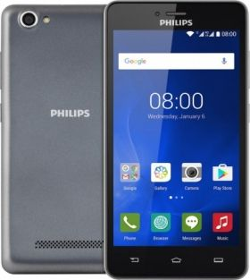 PHILIPS E103 Dual Sim Black