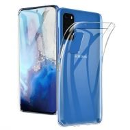 Калъф Nordic Classic Air Samsung Galaxy A31 Transparent
