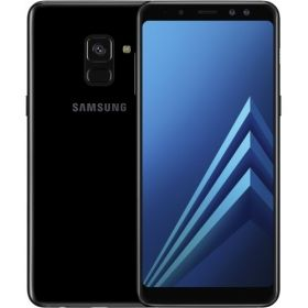 Samsung Galaxy A8 (2018) A530 32GB Dual Sim Black