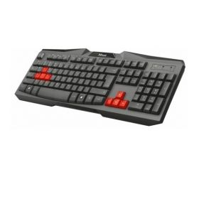 Клавиатура TRUST Ziva Gaming Keyboard