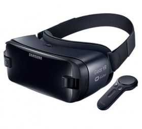 Samsung Gear VR Glasses SM-R324 by Oculus with Controller - очила за виртуална реалност и контролер за Samsung Galaxy смартфони