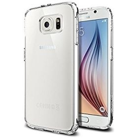 Калъф Spigen Ultra Hybrid за Samsung Galaxy S6 Edge