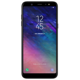 Samsung Galaxy A6 + 2018 Black