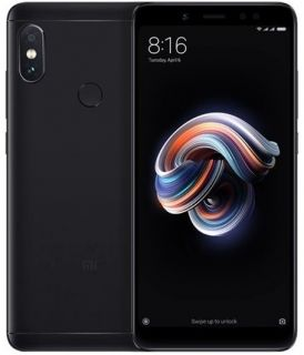 Xiaomi Redmi Note 5 Dual Sim 32GB Black