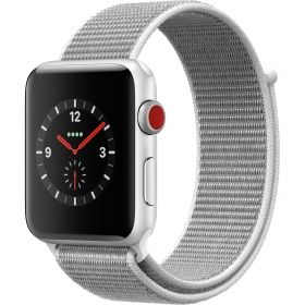 Apple Watch 3 42mm MQKQ2ZD/A Silver AI Seashell Sp Loop