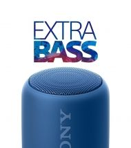 Тонколонa Sony SRS-XB10 Portable Wireless Speaker with Bluetooth Blue