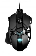 Оптична мишка TRUST GXT 138 X-Ray Illuminated Gaming Mouse