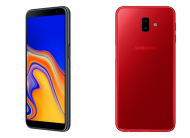Samsung Galaxy J6 Plus 2018 Dual Sim Red