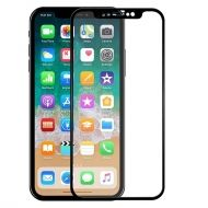 Стъклен протектор 5D Full Glue Tempered Glass iPhone XR Black