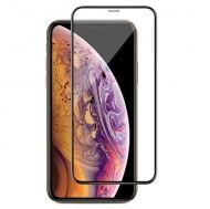 Стъклен протектор 5D Full Glue Tempered Glass iPhone XS Max Black