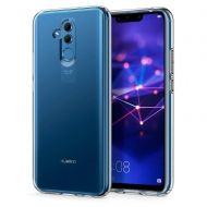 Калъф Spigen Liquid Crystal Huawei Mate 20 Lite Crystal Clear