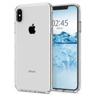 Калъф Spigen Liquid Crystal iPhone XS Crystal Clear