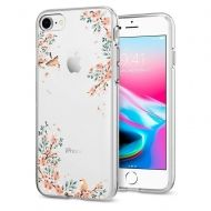 Калъф Spigen Liquid Crystal iPhone 7/8 Blossom Nature