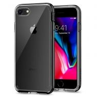 Калъф Spigen Neo Hybrid Crystal 2 iPhone 7/8 Plus Jet Black