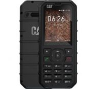 CAT B35 Dual Sim Black