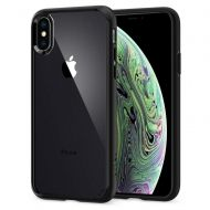 Калъф Spigen Ultra Hybrid iPhone XS Matte Black