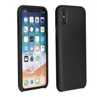 Калъф Forcell Silicone Case iPhone 6/6S Black