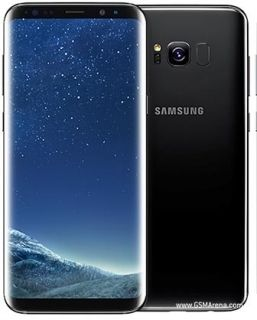Samsung Galaxy S8 Plus Dual Sim Black
