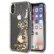 Калъф Original Faceplate Case Guess GGUHCPXGLHFLGO iPhone X/XS Gold