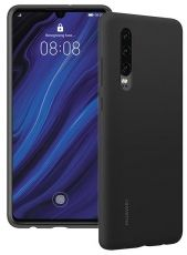 Калъф Huawei P30 Elle Silicone Car Case Black