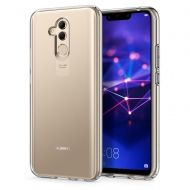Калъф Spigen Liquid Crystal Huawei Mate 20 Lite Transparent