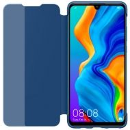 Калъф Huawei P30 Lite Smart View Flip Cover Blue