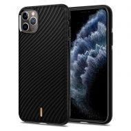 Калъф Spigen Ciel Wave Shell iPhone 11 Pro Black