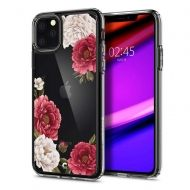 Калъф Spigen Ciel iPhone 11 Pro Red Floral