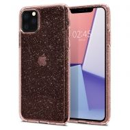 Калъф Spigen Liquid Crystal iPhone 11 Pro Glitter Rose