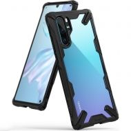 Калъф Ringke Fusion X Durable PC Case Huawei P30 Pro Black