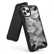 Калъф Ringke Fusion X Durable PC Case Apple iPhone 11 Pro Camo Black