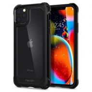 Калъф Spigen Gauntlet iPhone 11 Pro Carbon Black