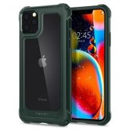 Калъф Spigen Gauntlet iPhone 11 Pro Hunter Green