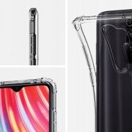 Калъф Spigen Crystal Shell Xiaomi Redmi Note 8 Pro Crystal Clear